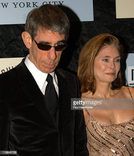 Richard Belzer and wife Harlee McBride during 4th Annual Directors Guild of America Honors New York at Waldorf Astoria in New York City New York...
