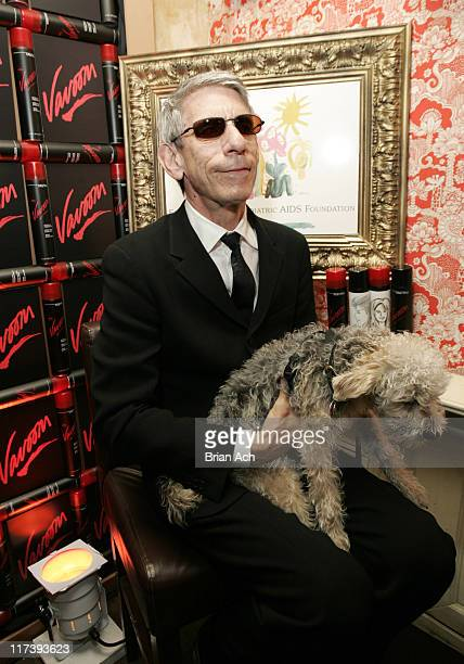 Richard Belzer at the Vavoom Sketching Station *EXCLUSIVE*