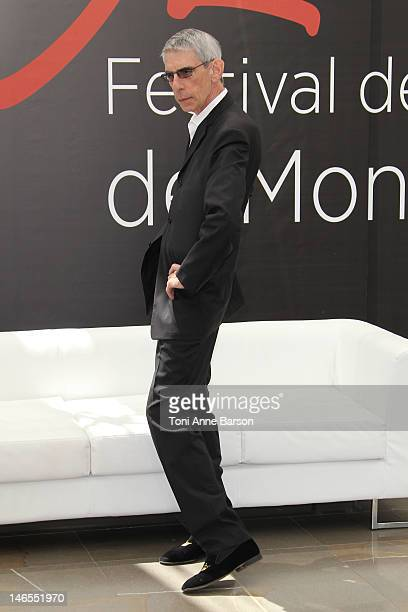 Richard Belzer attends 'Law Order Special Victims Units' photocall during the 52nd Monte Carlo TV Festival on June 12 2012 in MonteCarlo Monaco
