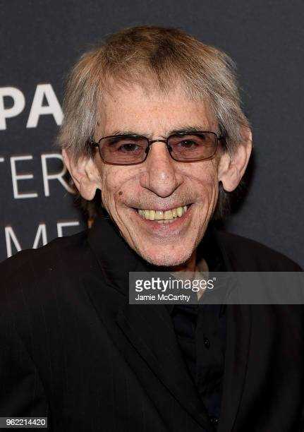 Richard Belzer attends The Paley Center For Media Presents Homicide Life On The Street A Reunion at The Paley Center for Media on May 24 2018 in New...