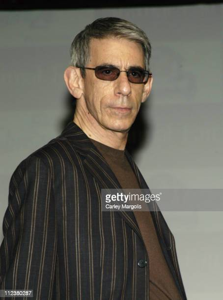 Richard Belzer during 7th Annual Paws for Style Benefiting Animal Medical Center of New York Runway at Crobar in New York City New York United States