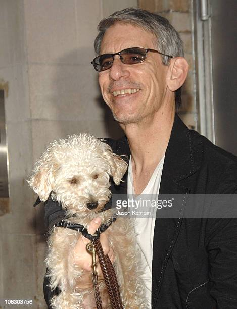 Richard Belzer during Animal Fair's 8th Annual Paws for Style June 11 2007 at Arena in New York City New York United States