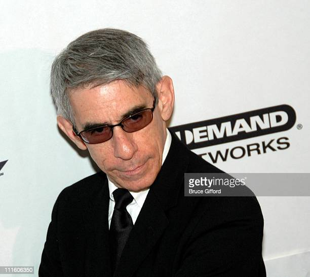 Richard Belzer during In Demand Hosts The Howard Stern Film Festival at The Hudson Theater in New York City New York United States