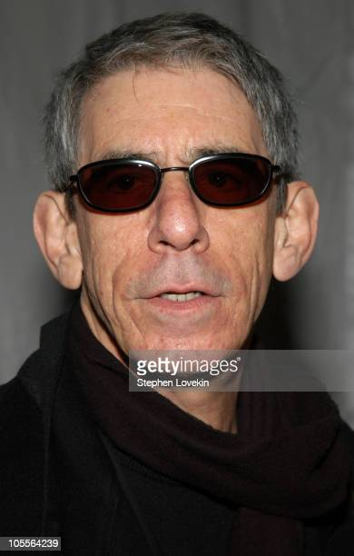 """Richard Belzer during """"Raging Bull"""" 25th Anniversary and Collector's Edition DVD Release Celebration at Ziegfeld Theatre in New York City, New York,..."""
