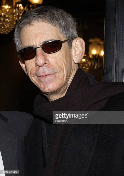 Richard Belzer during 'Raging Bull' 25th Anniversary and Collector's Edition DVD Release Celebration After Party at Cipriani's in New York City New...