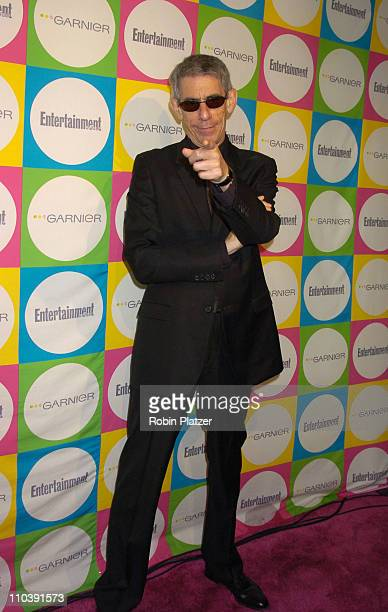 Richard Belzer during The Entertainment Weekly Must List Party Arrivals at Deep in New York City New York United States