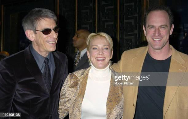 Richard Belzer Sherman Williams and husband Christopher Meloni