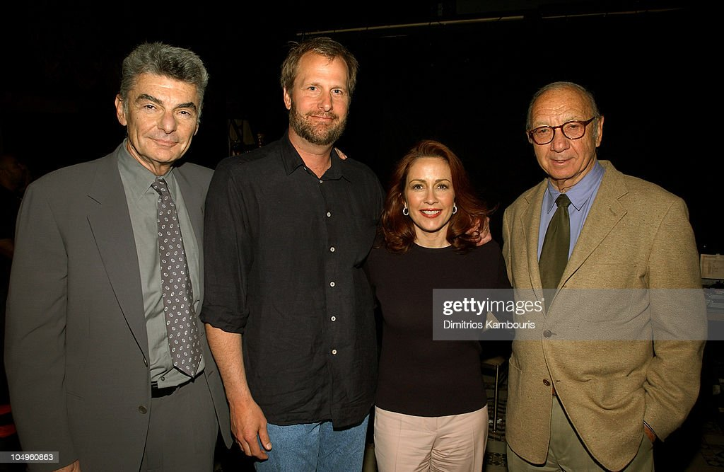 2003/2004 TNT/TBS Superstation UPFront Event : News Photo