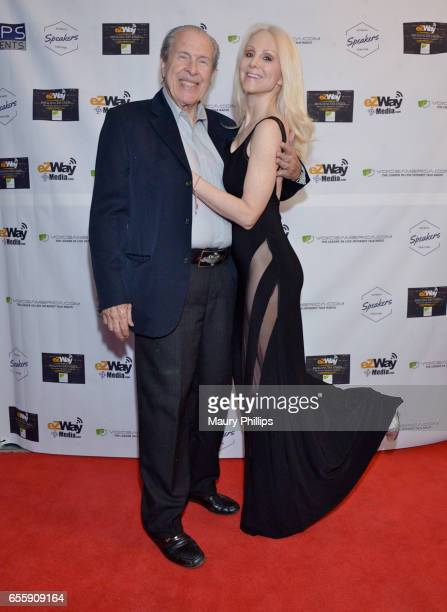Richard Benveniste and Donna Spangler arrive at the 1st Annual Influencers Unite Gala and Eric Zuley birthday celebration on March 18 2017 in Dana...