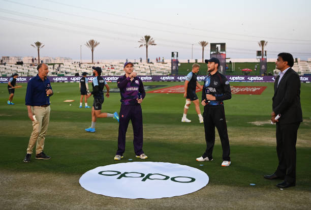 ARE: A2 v B1 - ICC Men's T20 World Cup 2021