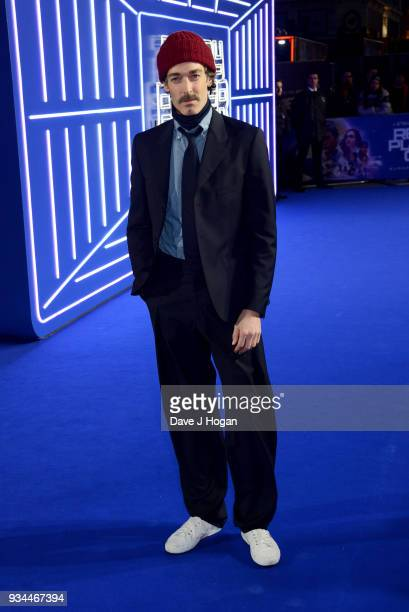 Richard Biedul attends the European Premiere of 'Ready Player One' at Vue West End on March 19 2018 in London England