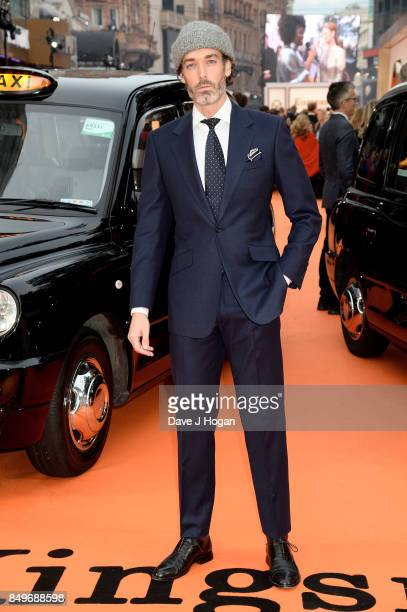 Richard Biedul attends the 'Kingsman The Golden Circle' World Premiere held at Odeon Leicester Square on September 18 2017 in London England