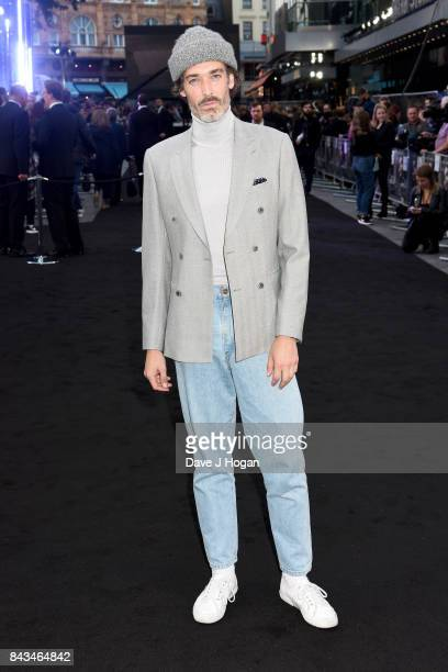Richard Biedul attends the 'Mother' UK premiere at Odeon Leicester Square on September 6 2017 in London England