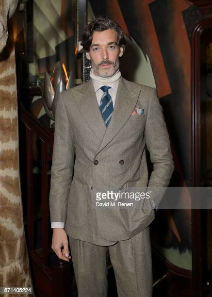 Richard Biedul attends the Richard James 25th Anniversary event hosted by Richard James Charles S Cohen and Sean Dixon at Loulou's on November 7 2017...