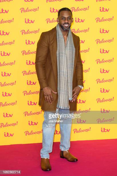 Richard Blackwood attends the ITV Palooza! held at The Royal Festival Hall on October 16, 2018 in London, England.