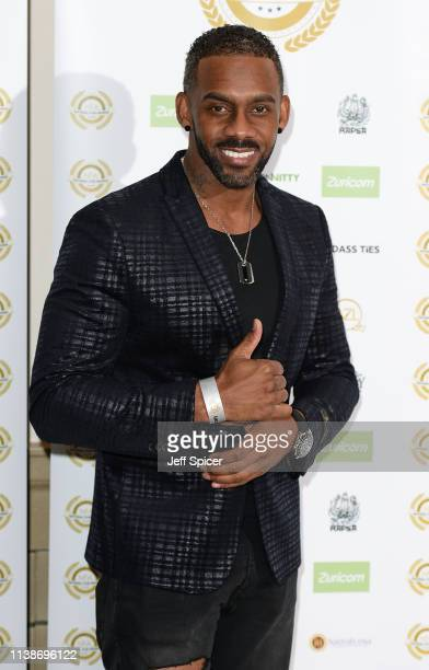 Richard Blackwood attends the National Film Awards at Porchester Hall on March 27, 2019 in London, England.
