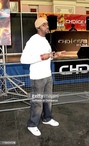 Richard Blackwood unveils the finest collection of extreme vehicles in London since the 7o's at the 'Extreme Wheels' show