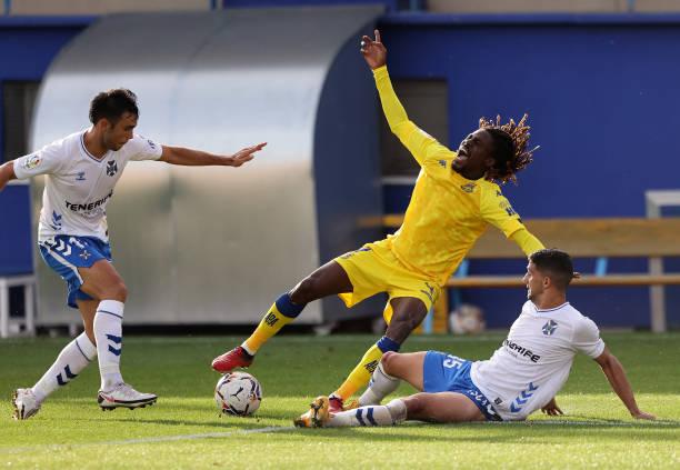 ESP: AD Alcorcon v CD Tenerife - La Liga SmartBank