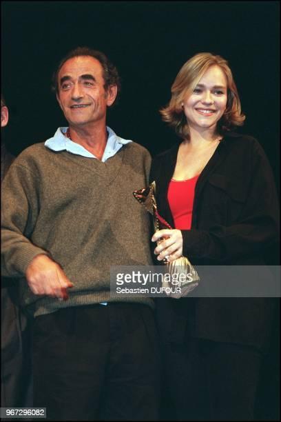 Richard Bohringer and Claire Borotra