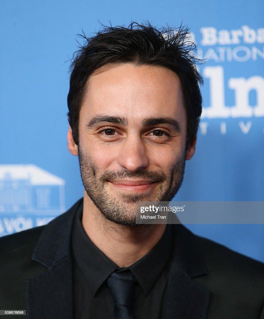 Richard Brancatisano arrives at the American Riviera Award during The 31st Santa Barbara International Film Festival held at Arlington Theatre on February 5, 2016 in Santa Barbara, California.