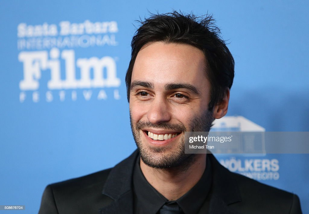 Richard Brancatisano arrives at the American Riviera Award during The 31st Santa Barbara International Film Festival held at Arlington Theatre on February 5, 2016 in Santa Barbara, California.
