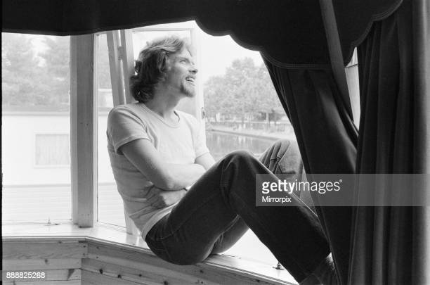 Richard Branson 28 year old mastermind behind Virgin Music company Relaxing on his boat In this set of 21 pictures Richard is seen relaxing on his...