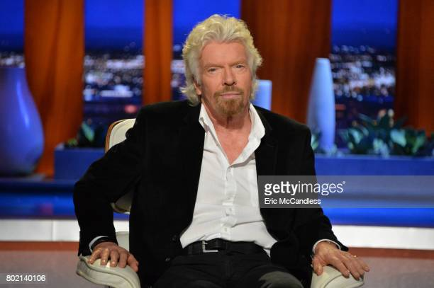 TANK Richard Branson is a Shark on ABCs Shark Tank