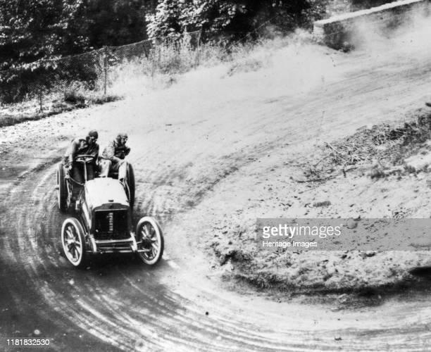 Richard Brasier L Thery 1905 Gordon Bennett race at Auvergne Creator Unknown