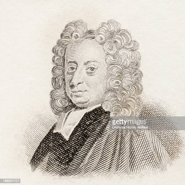 Richard Brinsley Sheridan 1751 To 1816 IrishBorn Playwright And Poet From Crabb's Historical Dictionary Published 1825