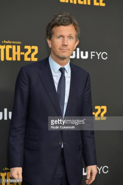 Richard Brown attends the FYC Red Carpet for Hulu's Catch22 at Saban Media Center on May 08 2019 in North Hollywood California