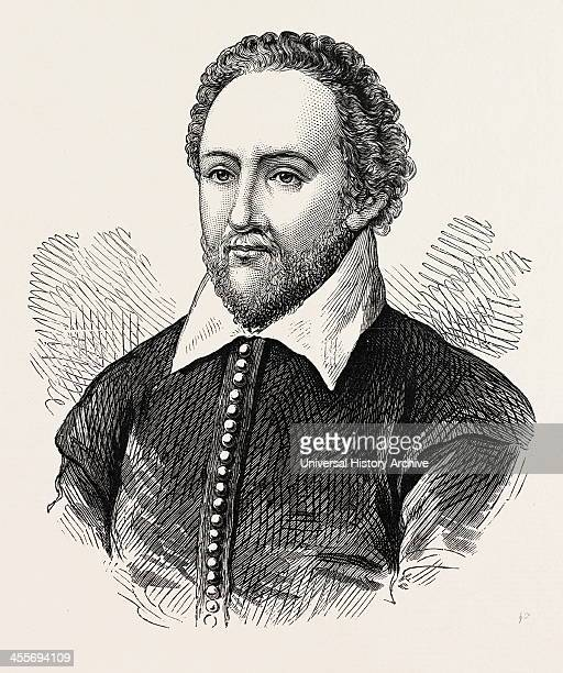 Richard Burbage. From The Original Portrait In Dulwich College.