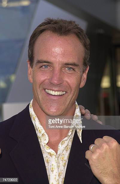 Richard Burgi at the Grimaldi Forum in MonteCarlo Monaco