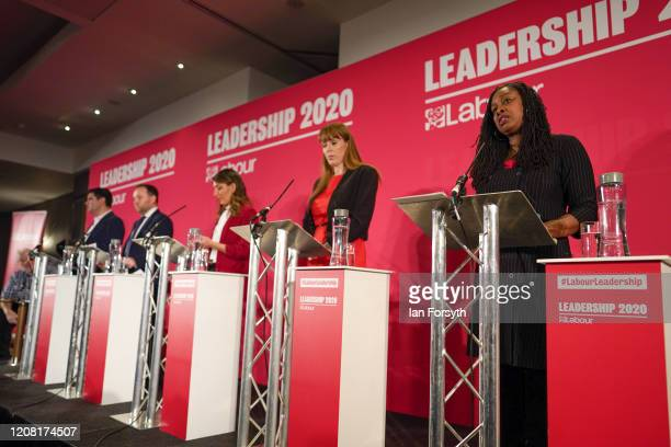 Richard Burgon, Shadow Secretary of State for Justice and Shadow Lord Chancellor, Ian Murray, MP for Edinburgh South, Dr Rosena Allin-Khan, MP for...