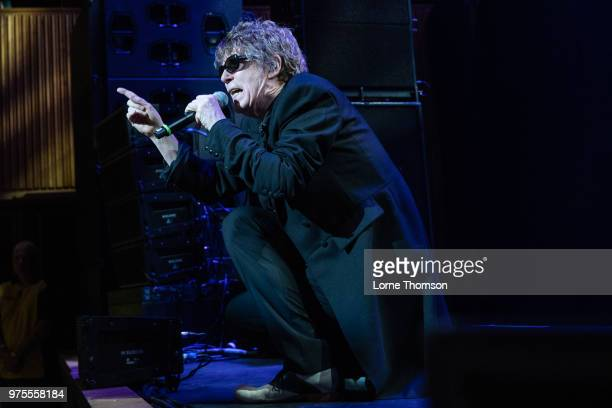 Richard Butler of Psychedelic Furs performs at The Royal Festival Hall on day one of Robert Smith's Meltdown on June 15 2018 in London England