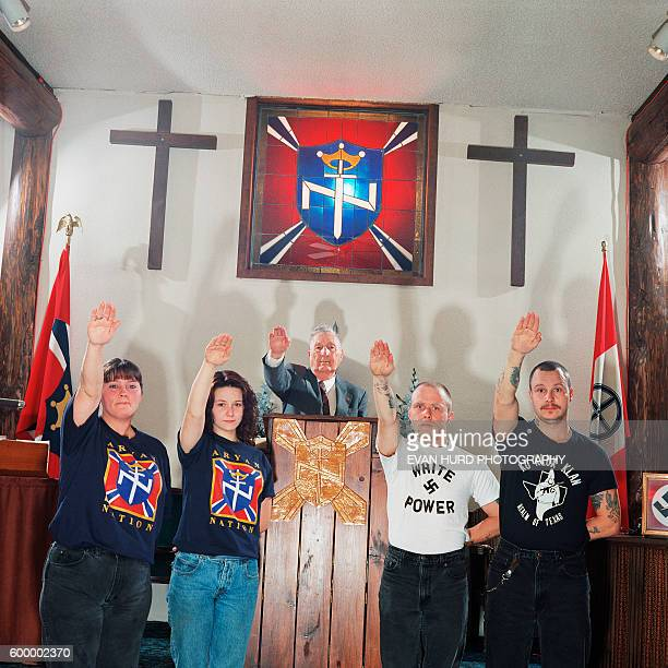aryan nations Aryan nations is an anti-semitic, neo-nazi,[1] white supremacist[2] religious organization originally based in hayden, idaho richard girnt butler founded the group in the 1970s.