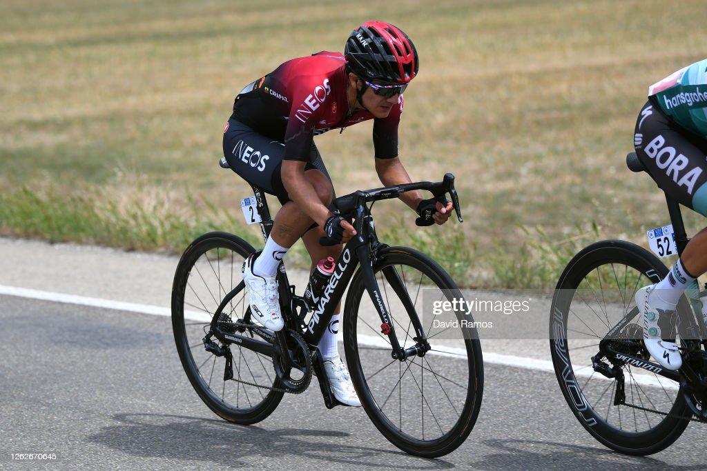 42nd Vuelta a Burgos 2020 - Stage 3 : News Photo