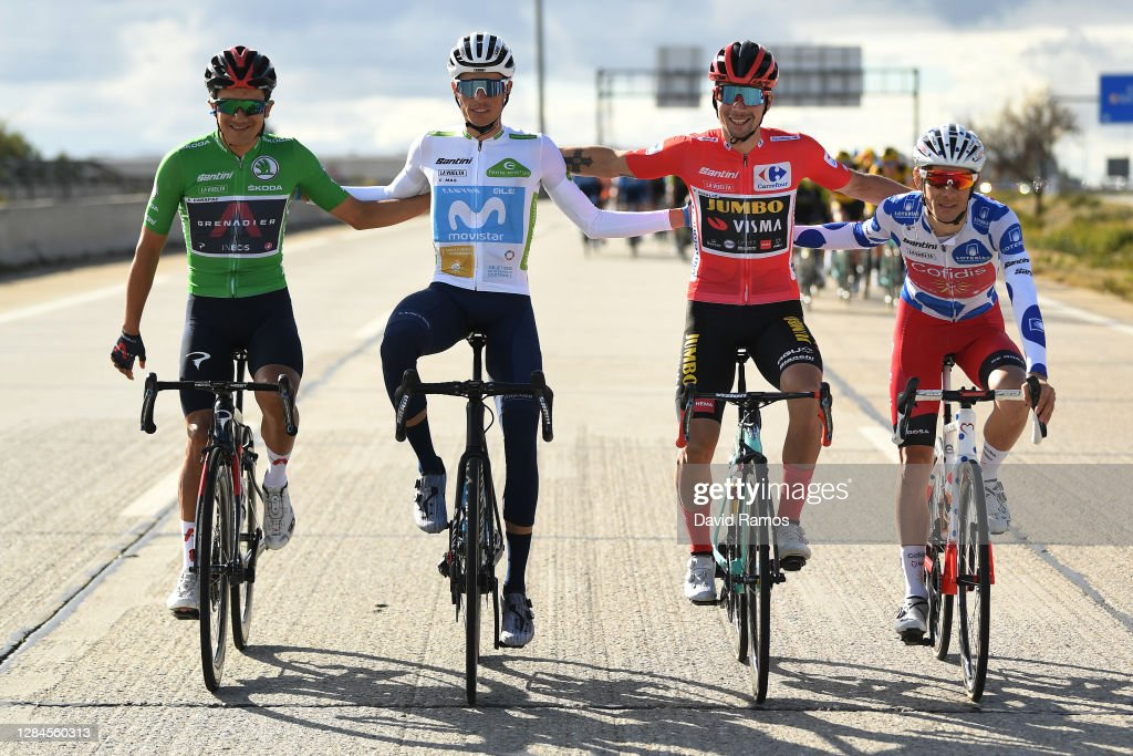 75th Tour of Spain 2020 - Stage Eighteen : ニュース写真