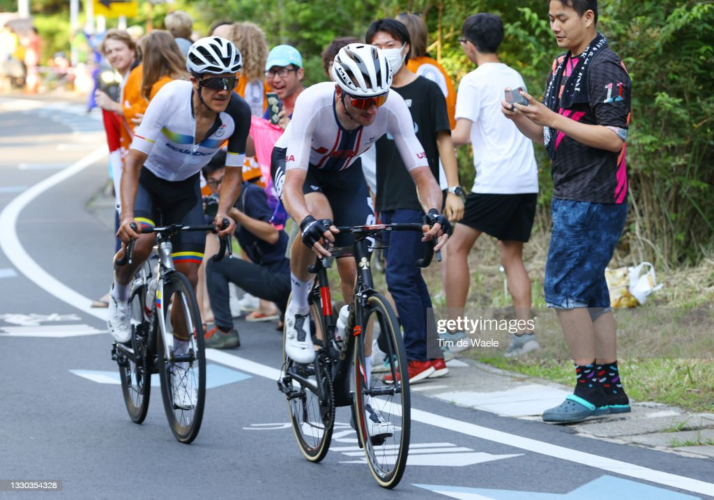 Cycling - Road - Olympics: Day 1 : Foto di attualità