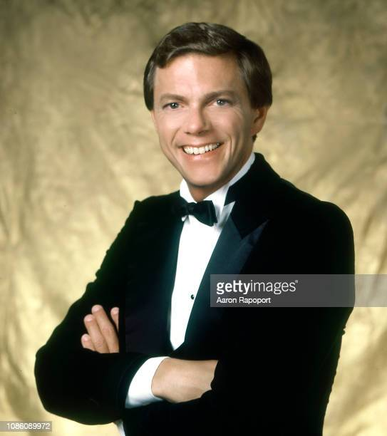 Richard Carpenter of The Carpenters poses for a Christmas portrait in Los Angeles California