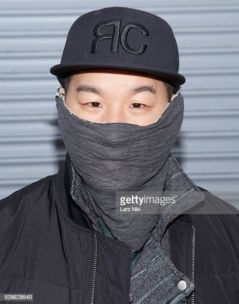 """Richard Chai at the """"Nicopanda Fashion Collection Presentation"""" - departures during NYFW A/W 2016 at 541 West 22nd Street in New York City. �� LAN"""