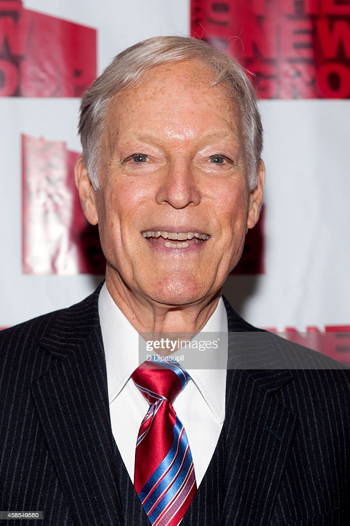 Richard Chamberlain attends the 'Sticks and Bones' opening night after party at KTCHN Restaurant on November 6, 2014 in New York City.
