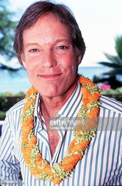 Richard Chamberlain Self Assignment March 20 1998 Stock Photos And