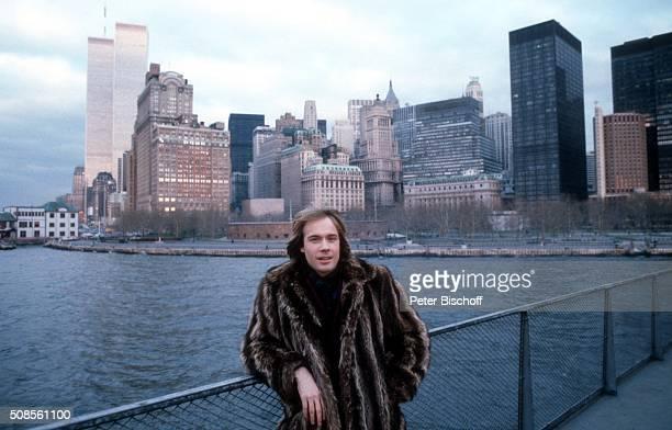 Richard Clayderman am in New York USA