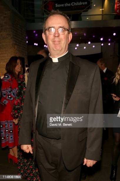 Richard Coles attends the Save The Children Centenary Gala at The Roundhouse on May 09 2019 in London England