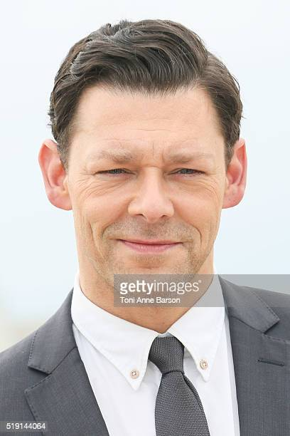 "Richard Coyle attends ""The Collection"" Photocall as part of MIPTV 2016 on April 4, 2016 in Cannes, France."