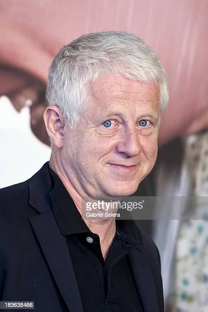 Richard Curtis attends the 'About Time' photocall at the Villa Magna Hotel on October 8, 2013 in Madrid, Spain.