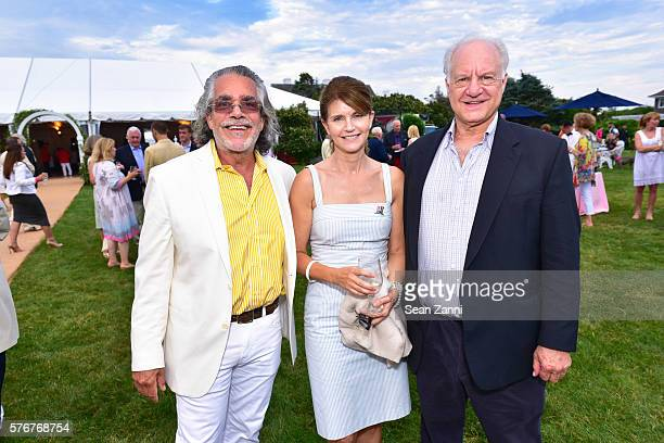 Richard D'amato Anna ThroneHolst and Steve Schutzer attend Southampton Animal Shelter Foundation's 7th Annual Unconditional Love Dinner Dance 2016 at...