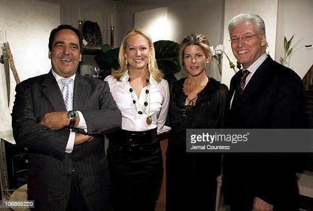 Richard David Story EditorinChief of Departures Magazine Nina Griscom Joanna Heinbolt and Ed Ventimiglia Vice President and Publisher of Departures...