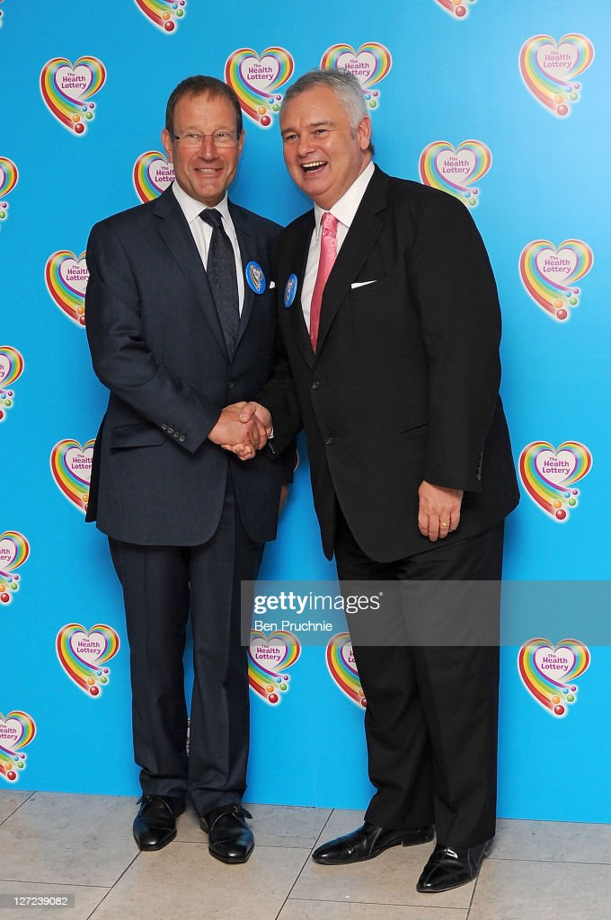 The Health Lottery - Official Launch