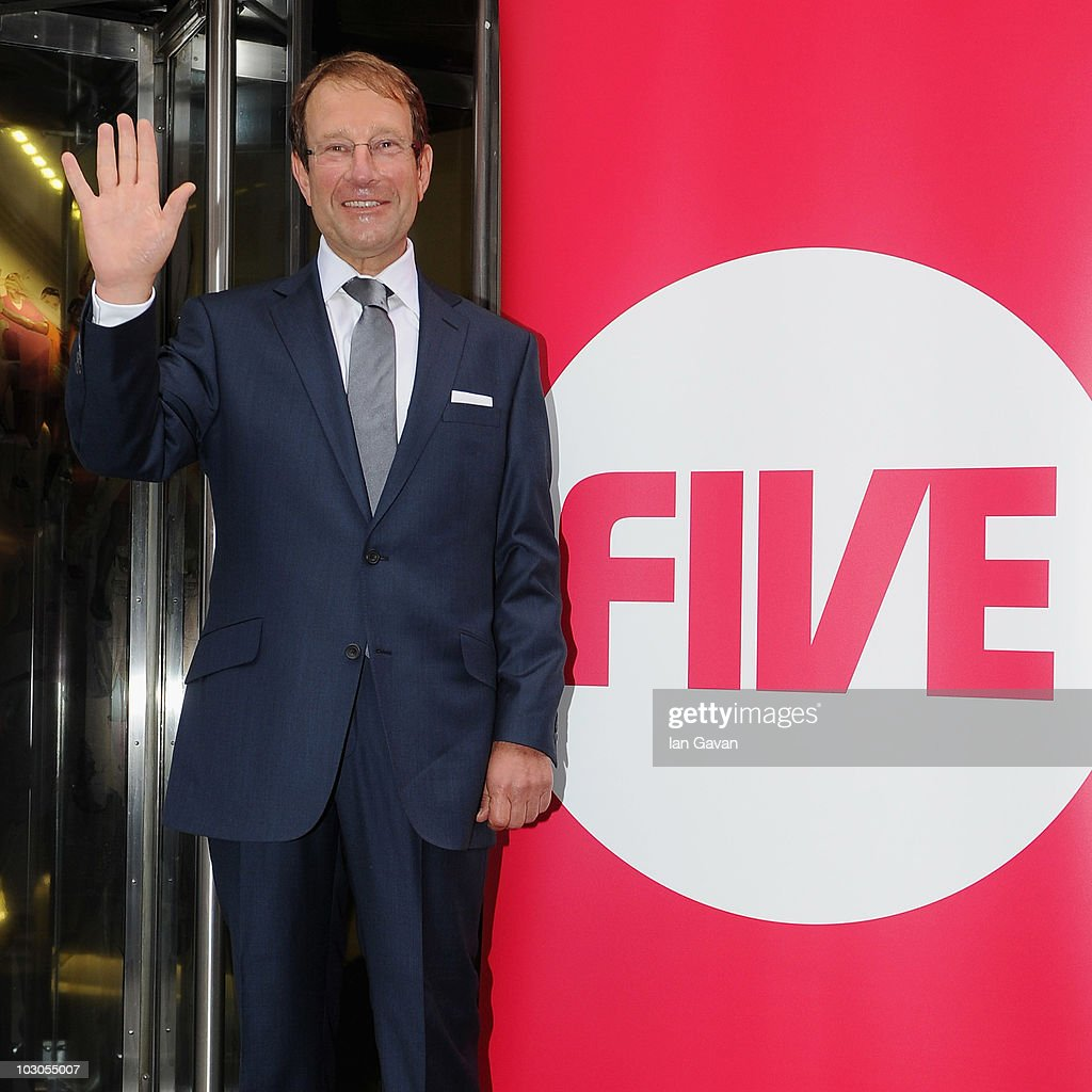 Northern And Shell Owner Richard Desmond Buys Channel Five